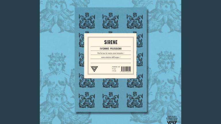 Sirene, la voce dagli abissi di Ivonne Mussoni