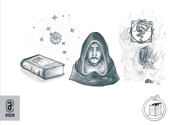 """""""Giordano Bruno. Tempo di non essere"""" di Emiliano Ventura – Aracne editore"""