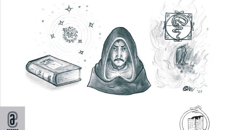 """""""Giordano Bruno. Tempo di non essere"""" di Emiliano Ventura - Aracne editore"""