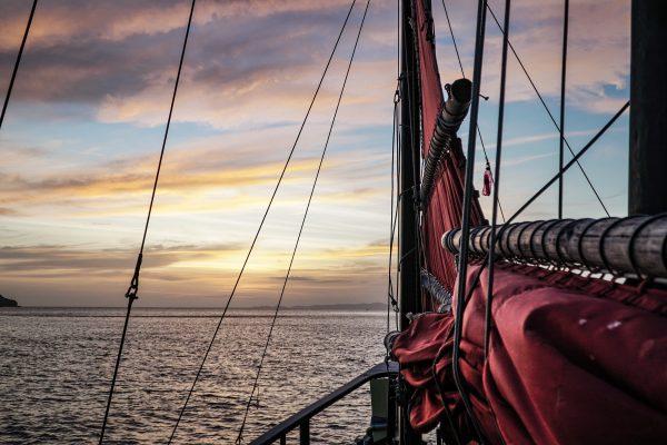 La libertà come naufragio continuo: ''Nella musica del vento'' di Marco Steiner