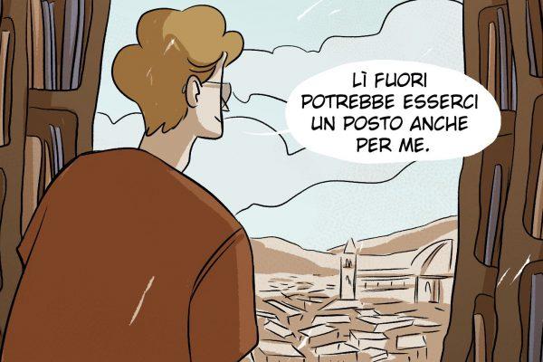 """""""Attraverso i tuoi occhi"""", di Matteo Manganaro e Michela Bruno, Tora Edizioni – recensione"""