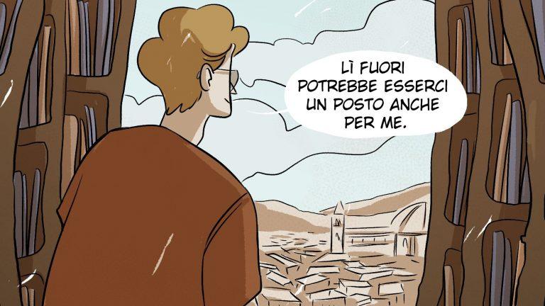 """""""Attraverso i tuoi occhi"""", di Matteo Manganaro e Michela Bruno, Tora Edizioni - recensione"""