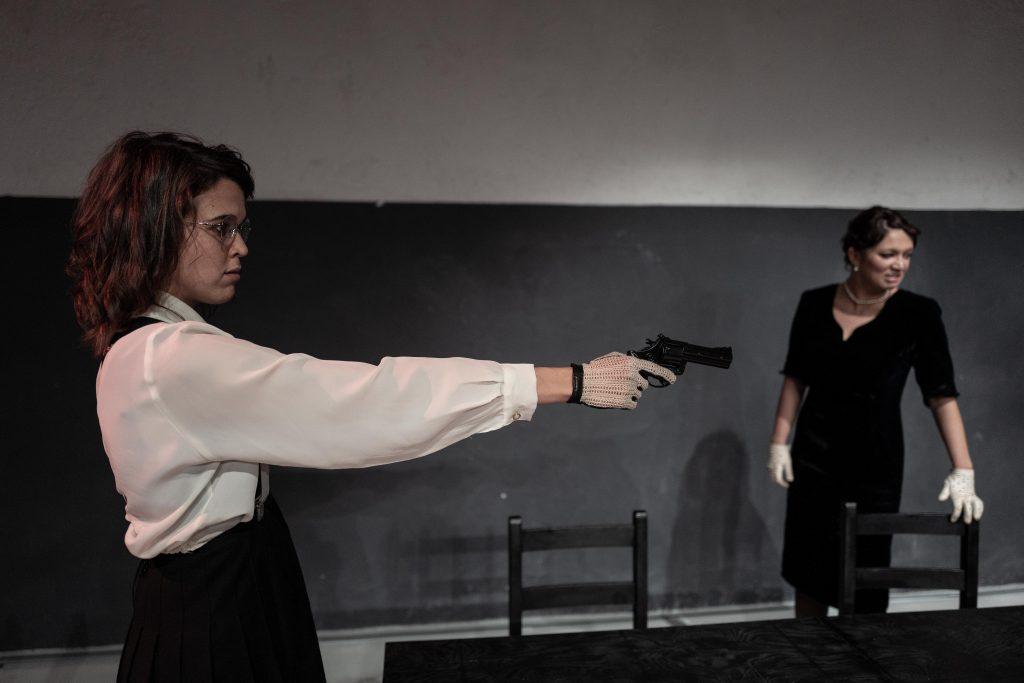 Canaglie. regia di Giulia Bartolini