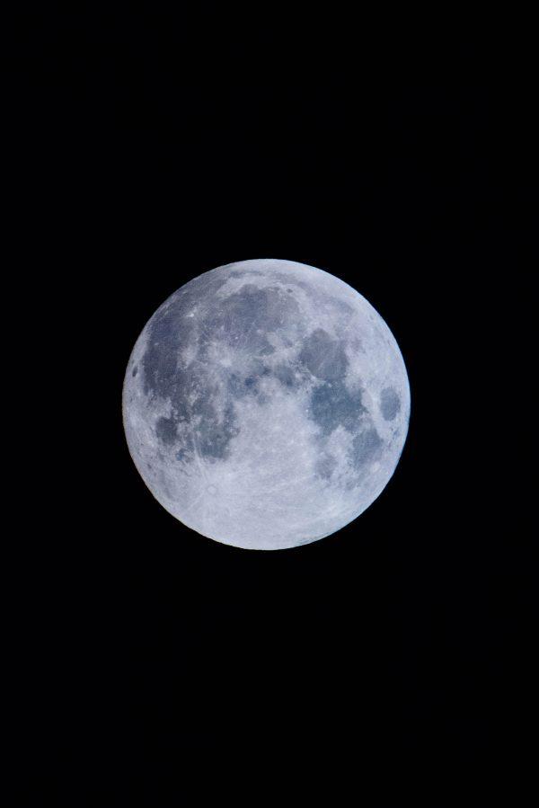 Come la luna piena, di Simone Bonfiglio