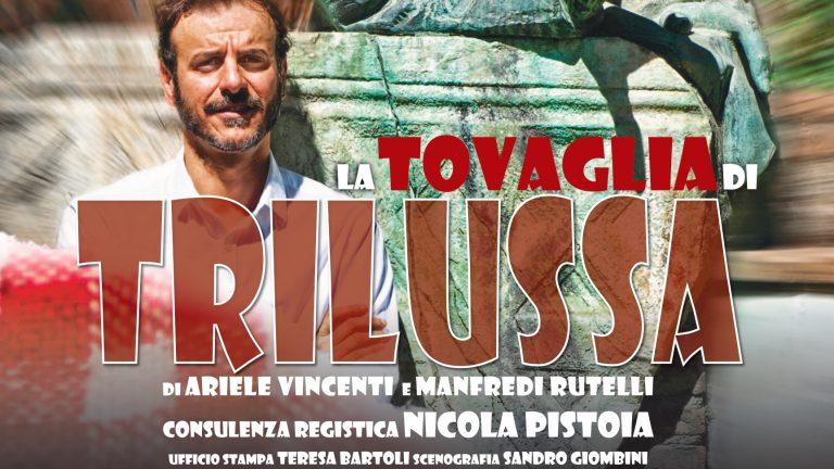 Teatro, entrare nella Roma di una volta: ''La Tovaglia di Trilussa'' di Ariele Vincenti e Manfredi Rutelli